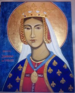 ikona sw. joanny